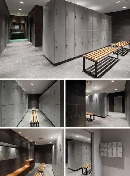 51+ Ideas For Fitness Gym Interior Locker Storage #fitness
