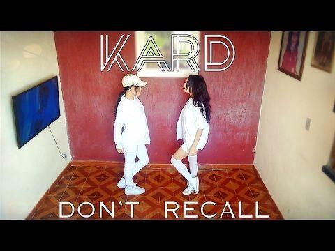 K.A.R.D - Don't Recall (Dance cover by NANAYA)