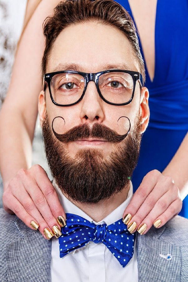 What Is And How To Grow A Perfect Handlebar Mustache Mustache