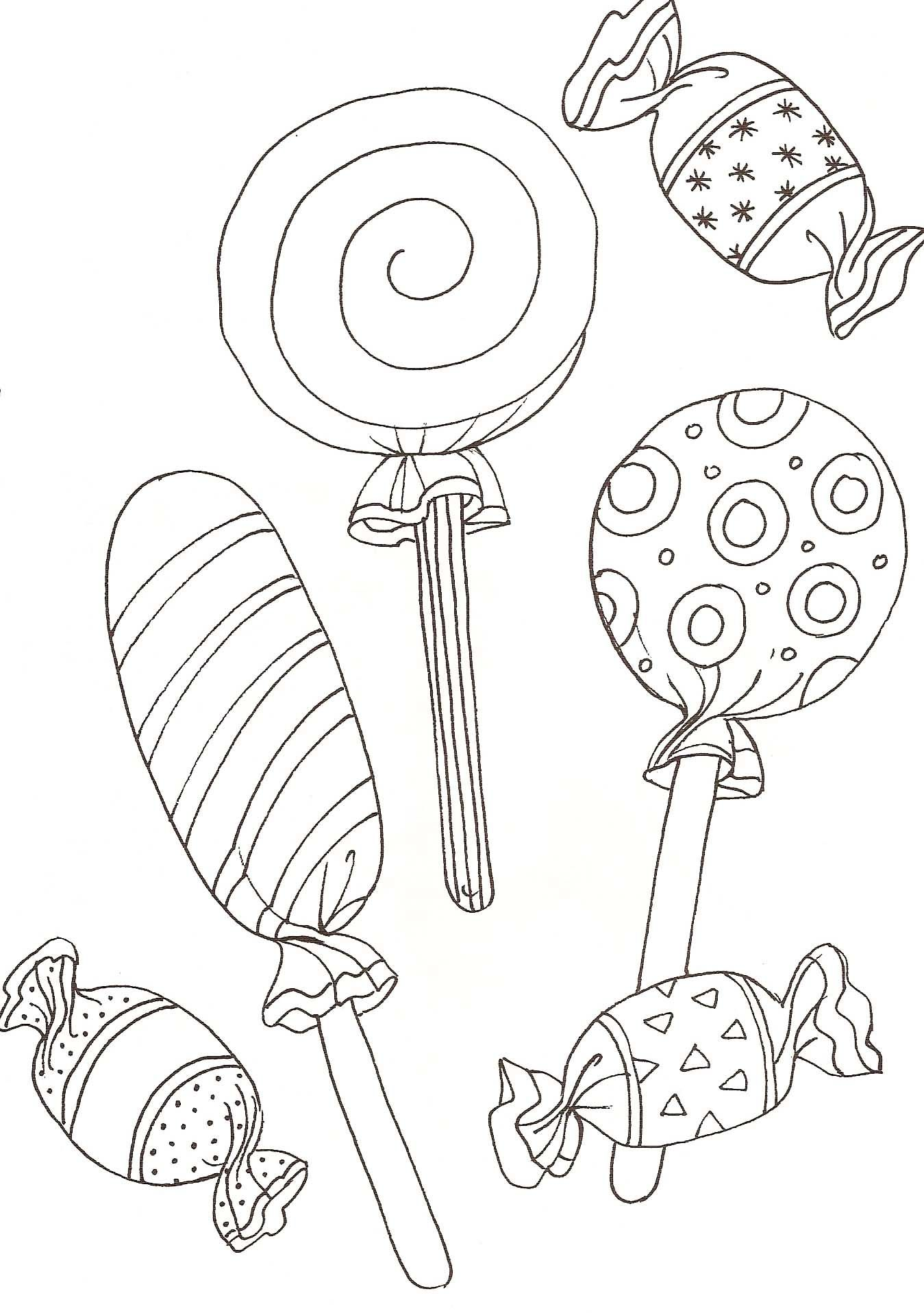 - Lollipop Coloring Pages Candy Coloring Pages, Coloring Pages For