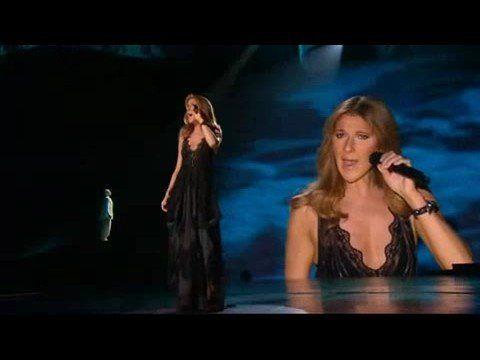 Céline Dion - Pour Que Tu M'aimes Encore (Live in Las Vegas) (With images) | Celine dion, Celine ...