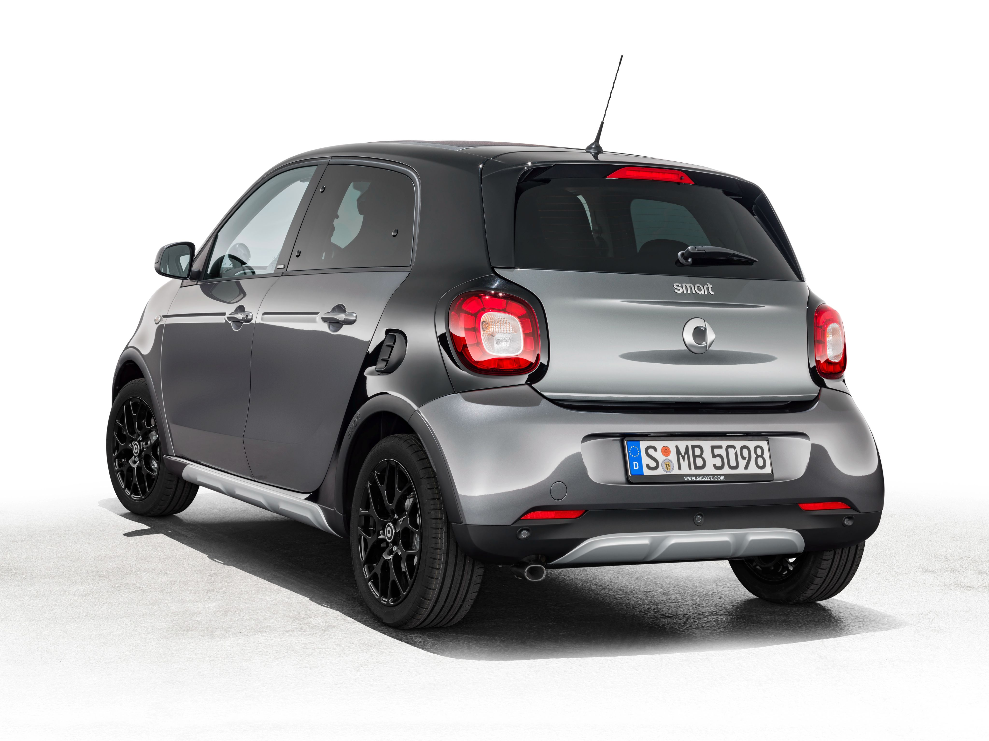 Smart forfour passion crosstown w453 2017 smart forfour bowsshanghaipassionautohtml