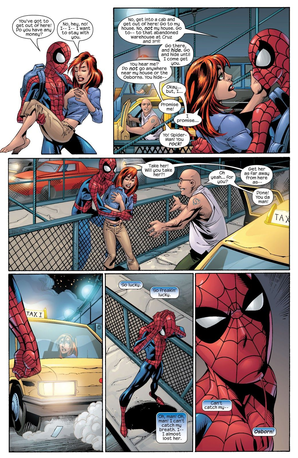 Ultimate Spider Man 2000 Issue 26 Read Ultimate Spider Man 2000 Issue 26 Comic Online In Spiderman Comic Marvel Ultimate Spider Man Ultimate Spiderman