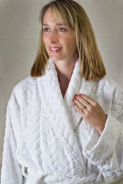 Care and maintenance of terry cloth bathrobes