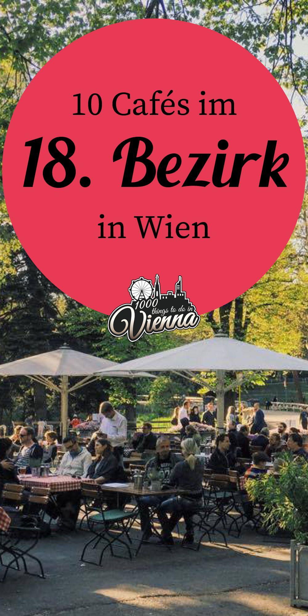 10 Cafés im 18. Bezirk, die auf euren Besuch warten #favoriteplaces