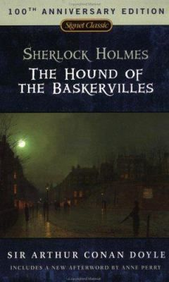 The Hound of the Baskervilles (Sherlock Holmes #5) by Arthur Conan Doyle: Suspenseful Crime Fiction Classic