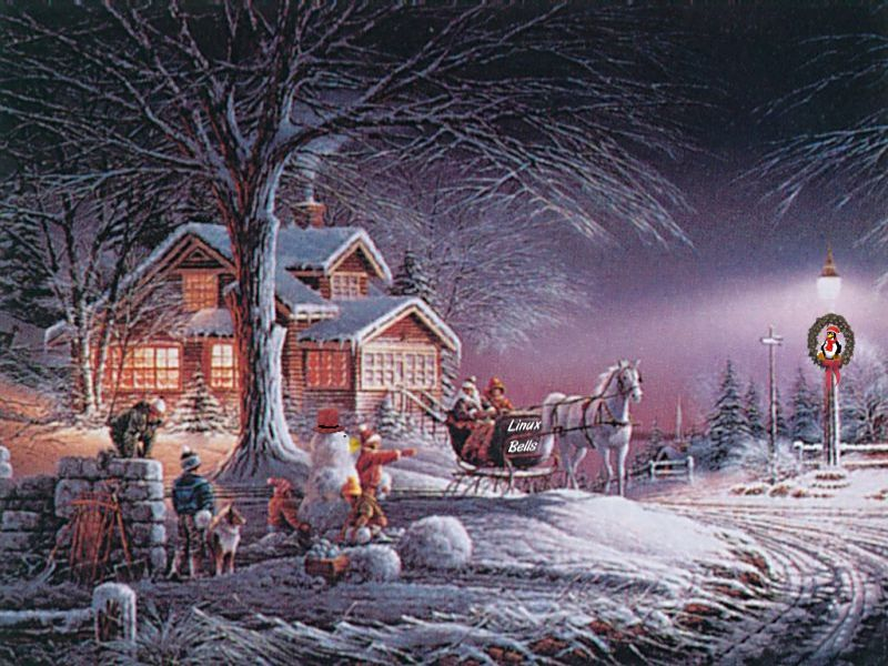 Immagini Di Natale Desktop.Sfondi Per Desktop Natale Sfondi Arte Natalizia Scene