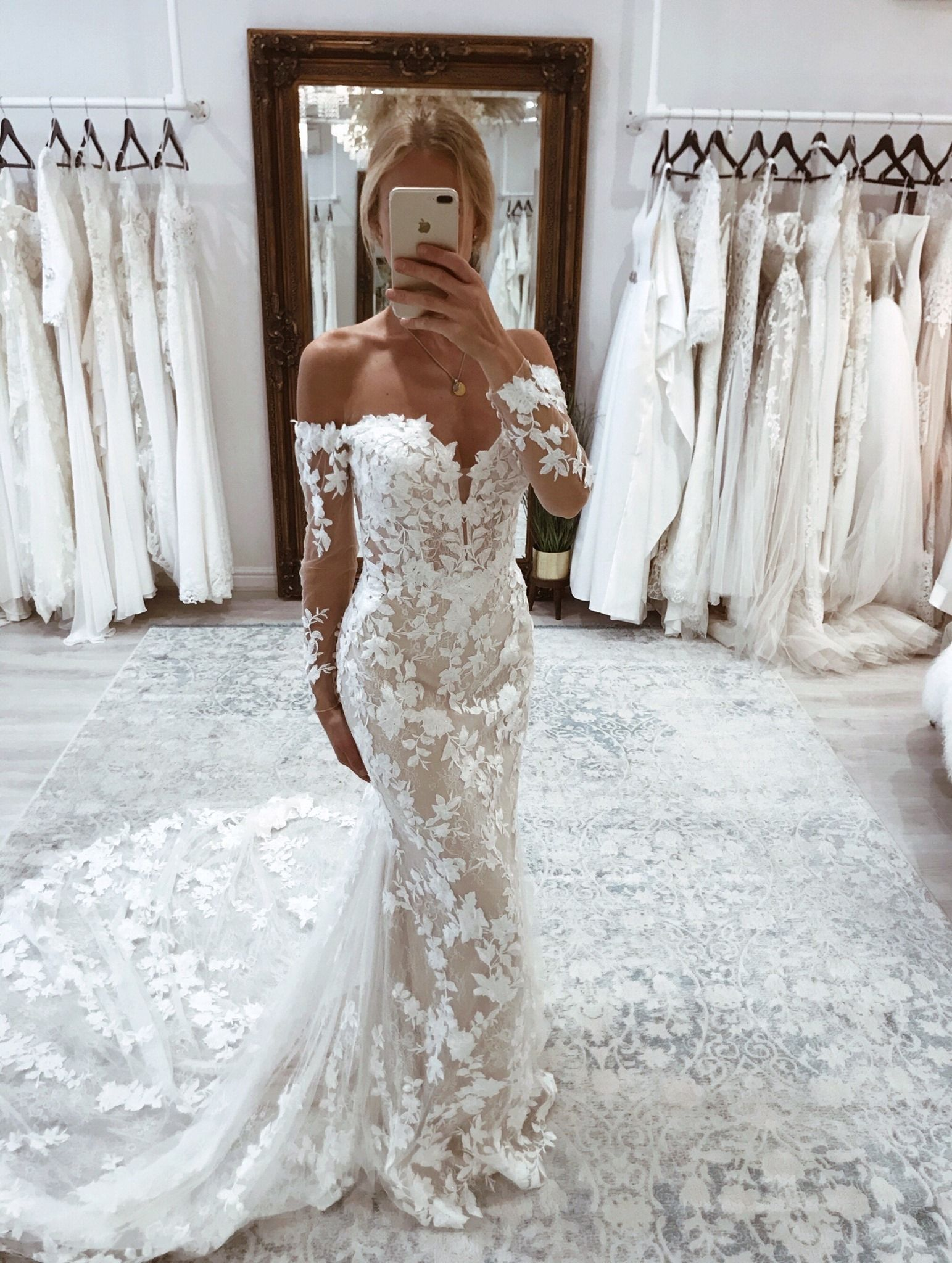 Blue By Enzoani Naroza Off The Shoulder Lace Wedding Gown Buy Or Rent At Bridal Wardrobe Wedding Dresses Bridal Wardrobe Wedding Dresses Lace