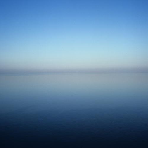 Garry Fabian Miller, Sections of England: The Sea Horizon, 1976-77