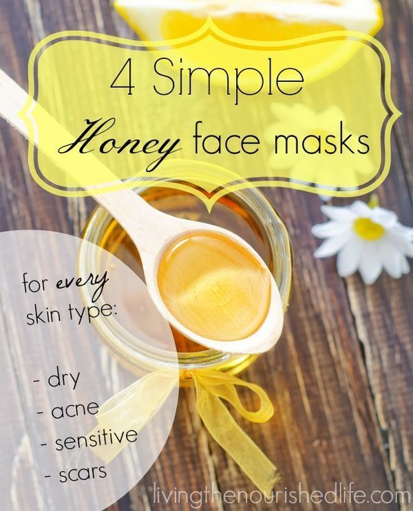 Honey Mask For Acne 4 Easy Face Mask Recipes for Skin Concerns