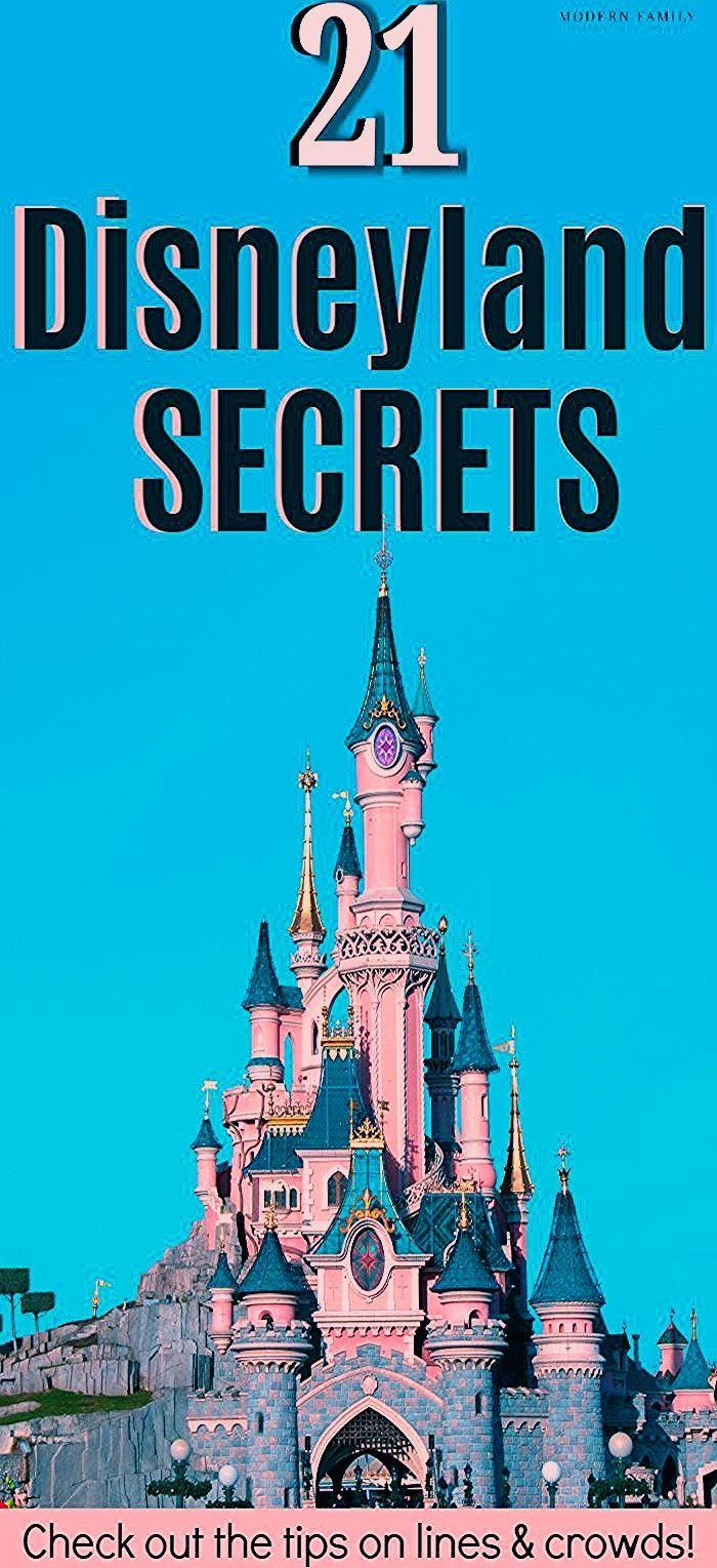 Photo of 21 best-kept Disneyland Secrets (Use when Disneyland is crowded!)