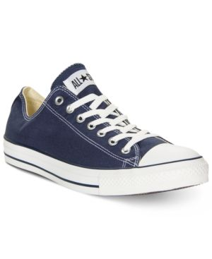 Converse Men's Chuck Taylor Low Top Sneakers from Finish