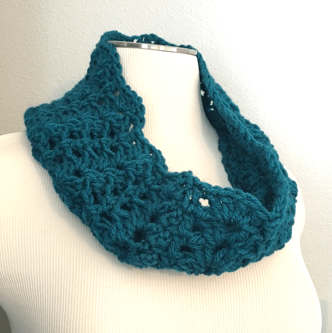 Free Lace Cowl Crochet Pattern Crochet Patterns And Crotchet Patterns