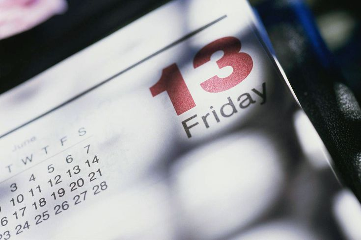 Tracing the Origin of Friday the 13th Superstitions