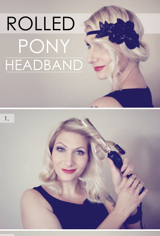 Two Vintage Inspired Updo Tutorials By Latest Hairstyles Hair