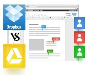 Dropbox Versus Google Drive: Which is Better?