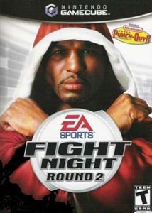 Fight Night Round 2 Gamecube Game Fight Night Gamecube Games