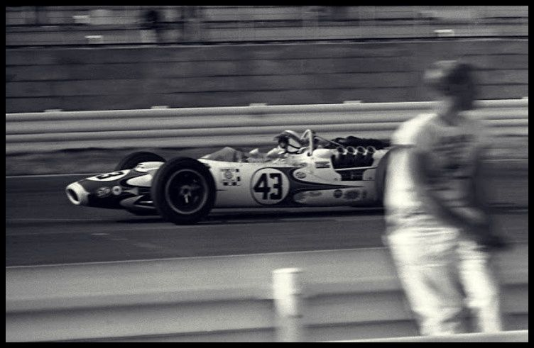 Indianápolis International Champion Race - Fuji 200, 1966