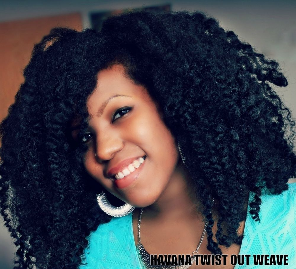 Havana Twist Out Weave Hair Styles Pinterest Hair Braids And