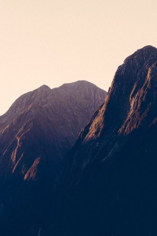 Mountains | by Jan Erik Waider