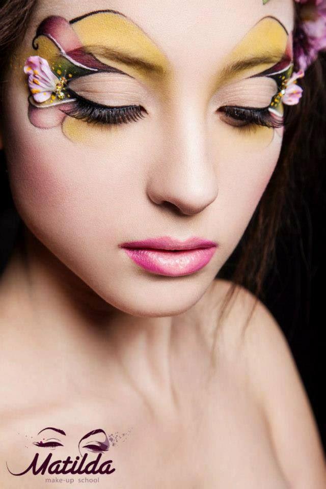 matilda inozemtseva make up artist make up artistry pinterest maquillage maquillage. Black Bedroom Furniture Sets. Home Design Ideas