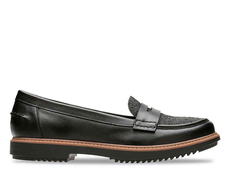 0d6aa285ba2 Clarks Raisie Eletta Loafer Women s Shoes