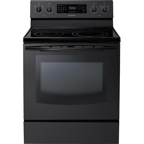 Flat top stove