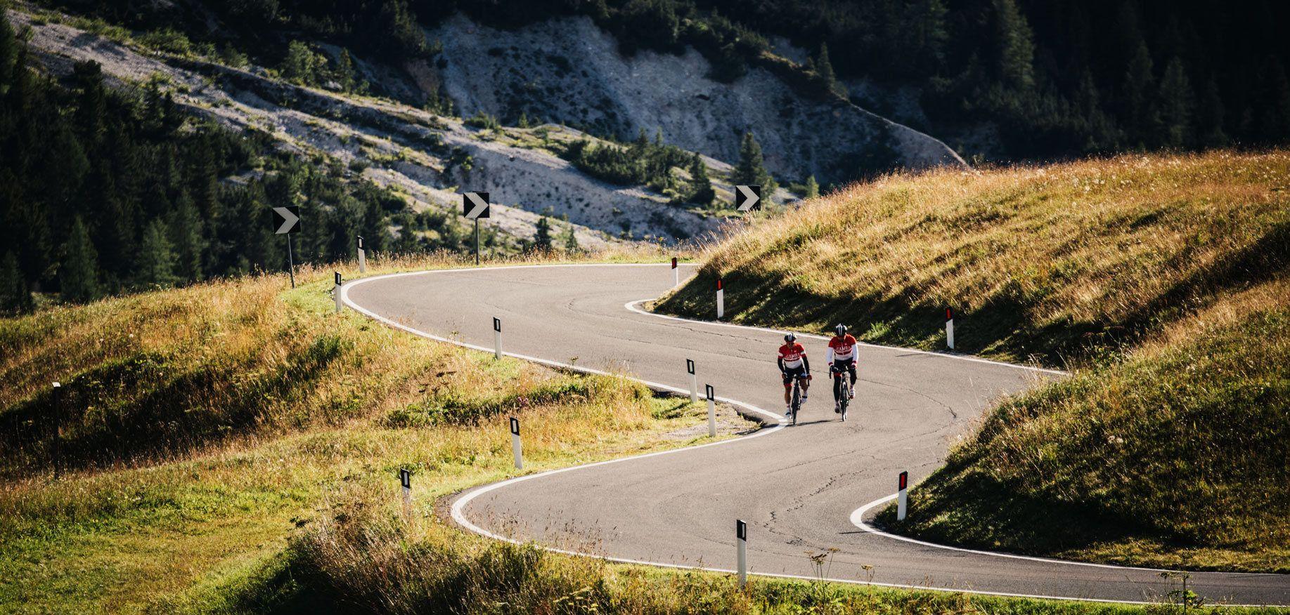 Explore the Dolomites.
