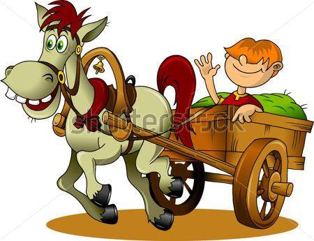 dibujos de burros como transporte  Buscar con Google  medios de