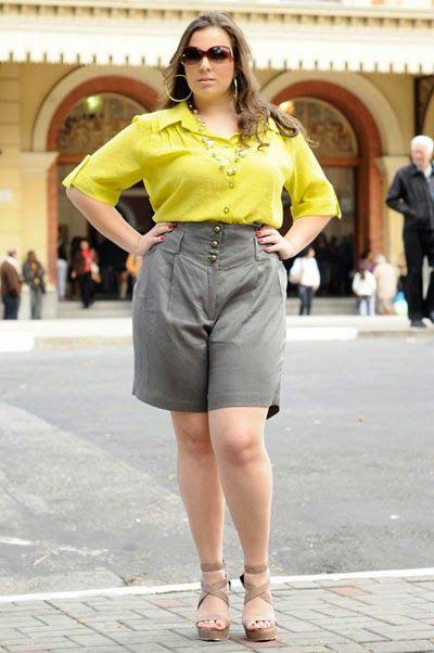 f2481b41f COMO VESTIR SI SOY ALTA Y GORDITA | pantalones | Pantalones para ...