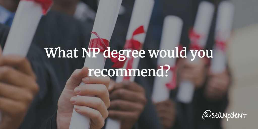 What Np Degree Would You Recommend For The Most Career Diversity