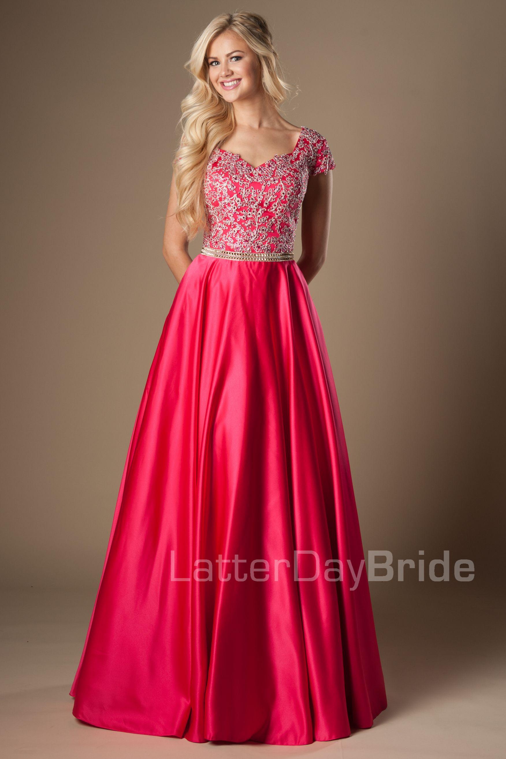 Modest Prom Dresses - Ocodea.com