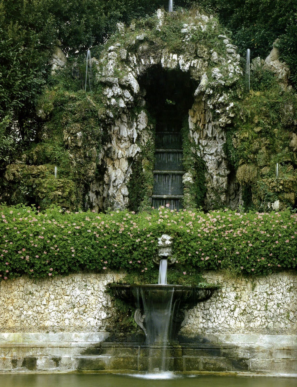 AESTHETICALLY THINKING: THE SOUND OF RUNNING WATER... Wall