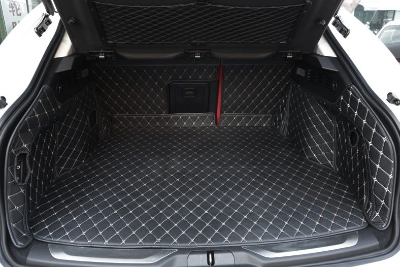 Top Quality Special Trunk Mats For Maserati Levante 2017 Waterproof