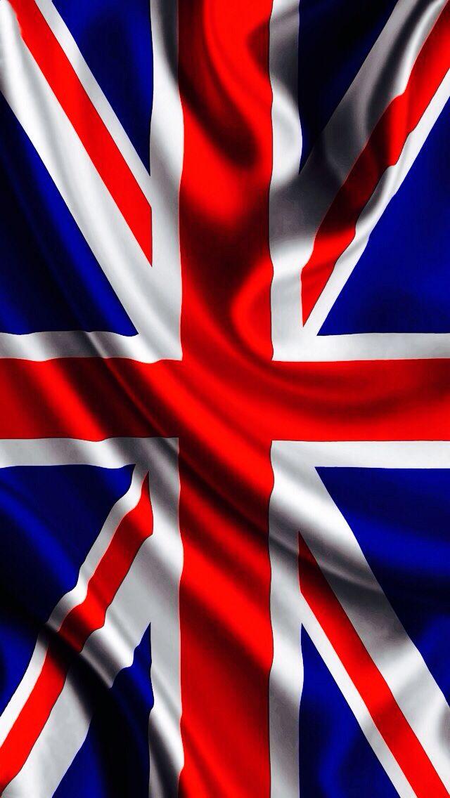 картинки британского флага для телефона город