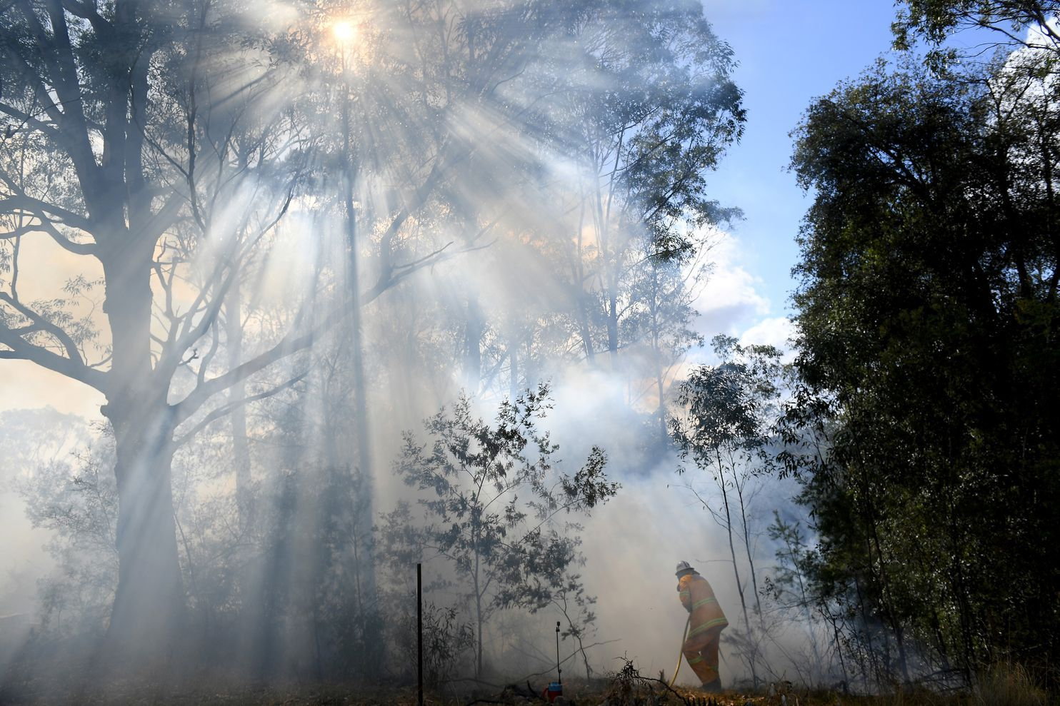 As Australia bush fires rage, country offers lessons for