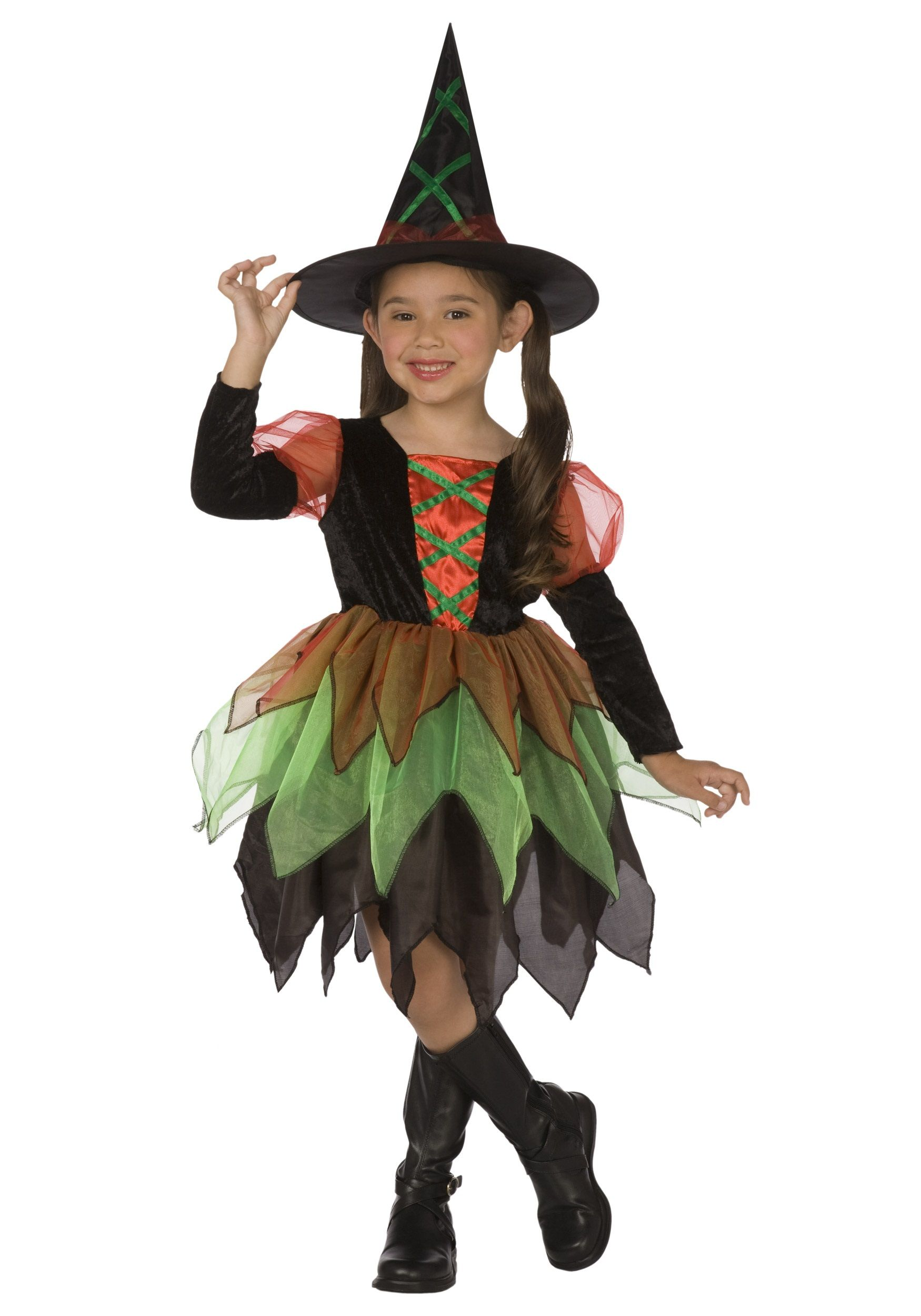 Girls Witch Costume | Witches and Witch costumes