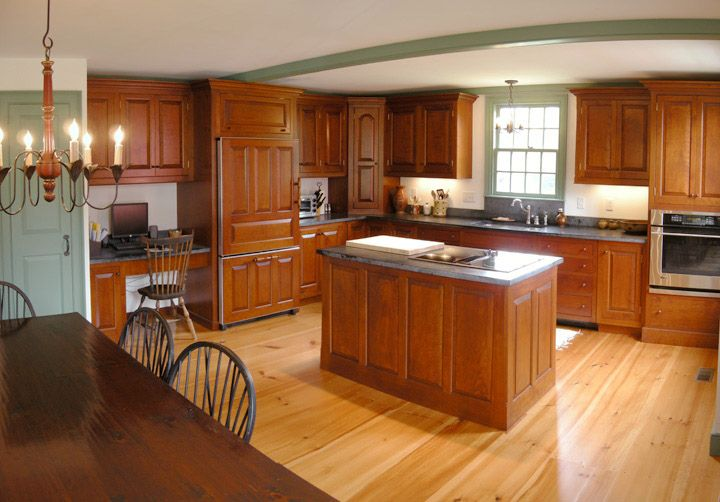 High End Custom Kitchen Cabinets   DR Dimes American Cabinetry