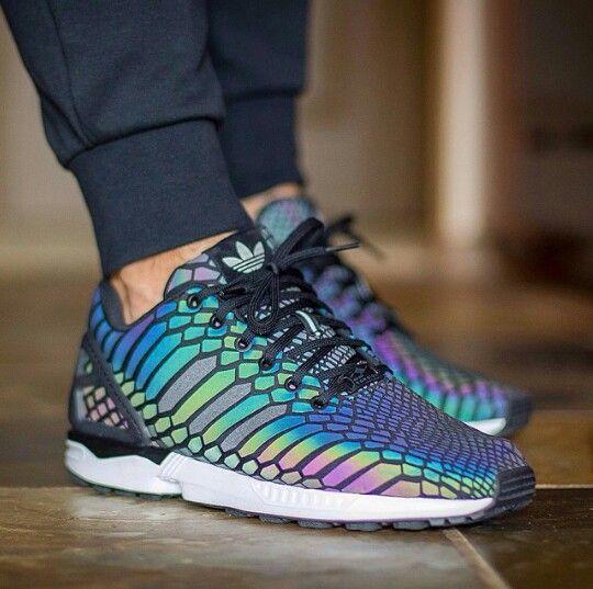 ADIDAS SHOES! | Adidas reflective shoes