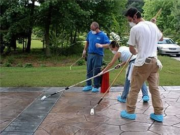 Get Ideas On Concrete Driveway Sealer. Find Out How Sealing Your Driveway  Can Extend The Life Of The Concrete And Make It More Beautiful.
