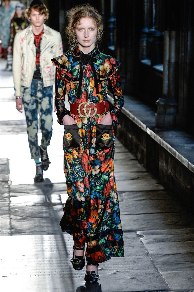 Gucci Fall 2017 Ready,to,Wear Collection