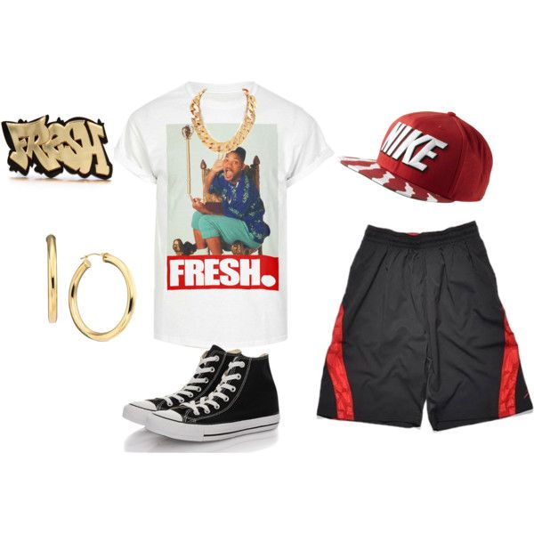 """The Fresh Prince of Bel Air Inspired"" by akgsteeler on Polyvore"