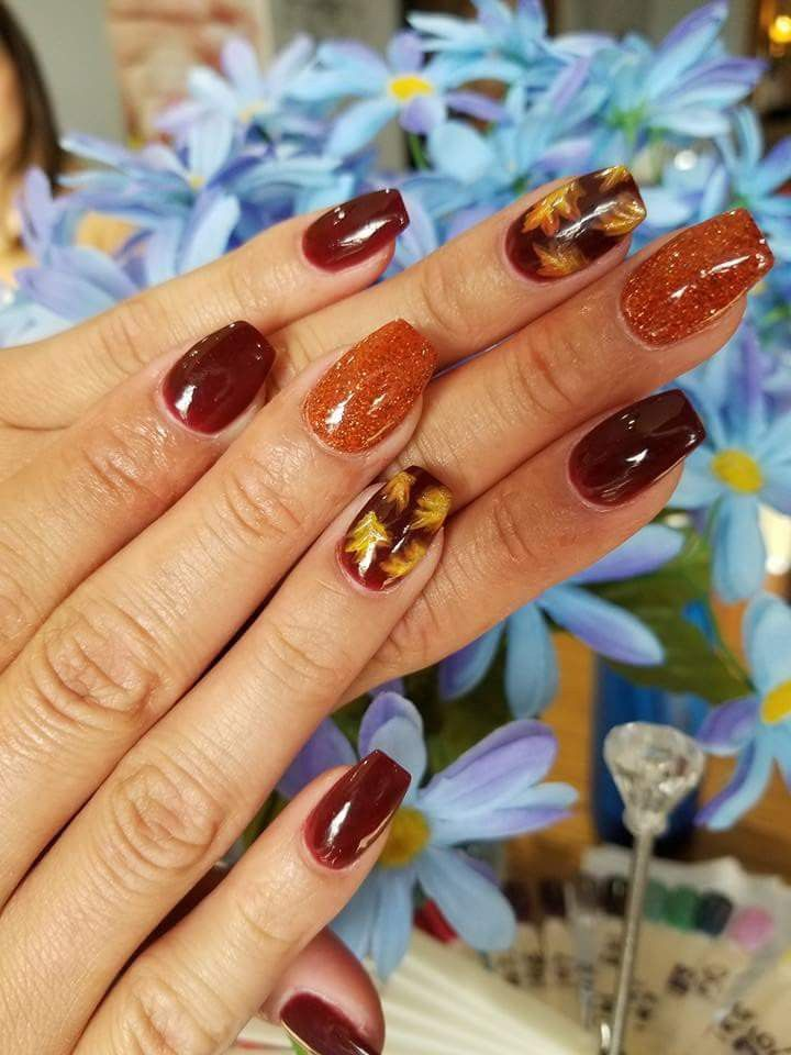 Herbst Nägel   – Nails