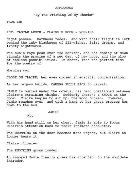 Script sex