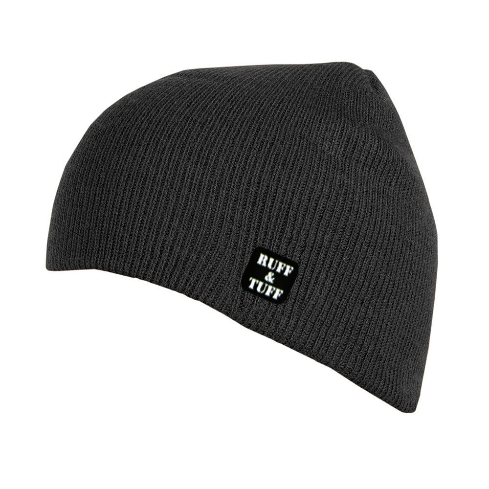 718f2cf9092c QuietWear Ruff & Tuff Beanie - Men | Products | Beanie, Knit beanie ...