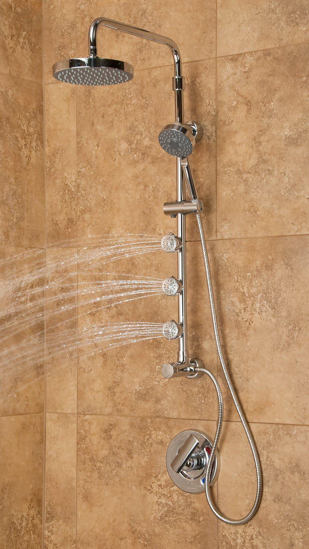 Bathroom Ideas & Designs   Shower systems, Shower heads ...