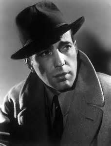 """Of all the gin joints in all the towns in all the world, she walks into mine.""   (Humphrey Bogart, Casablanca (1942))"