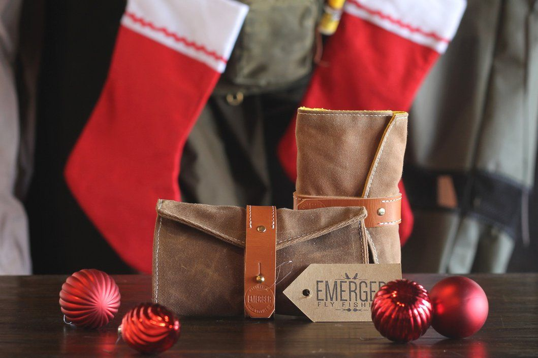 Emerger fly fishing fly wallet holiday bundle buy any