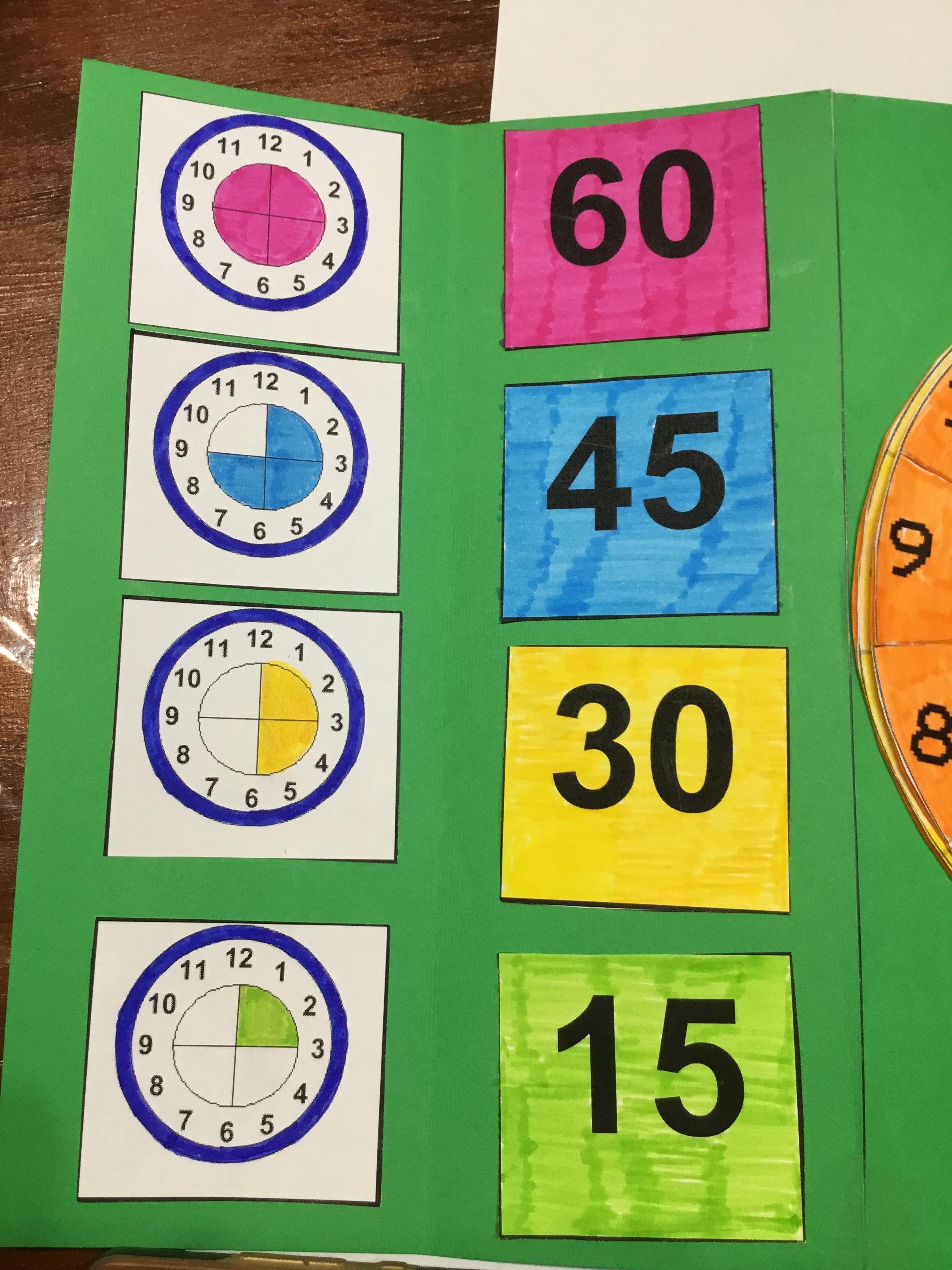 Pin By Meme Eisa On Teaching Clock