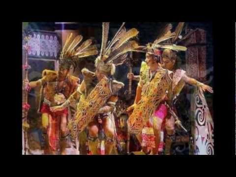 Sarawak indians (Borneo) I filmed here for several weeks and it was truly a great adventure...